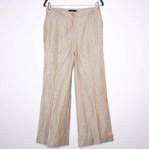 Boden | WM241 Tweed Wide Leg Pant 8